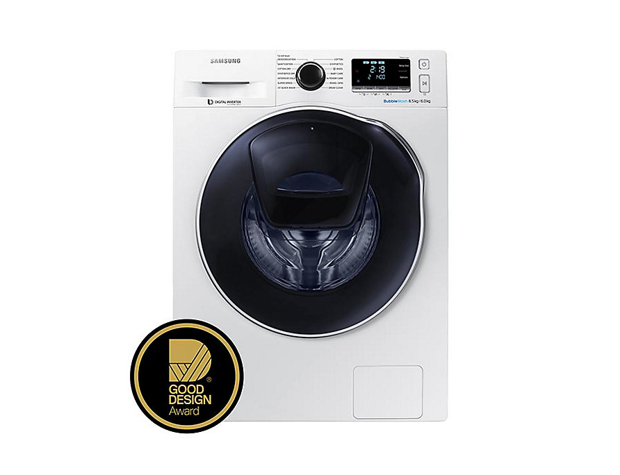 Samsung AddWash 8.5Kg Washer/ 6Kg Dryer Combo