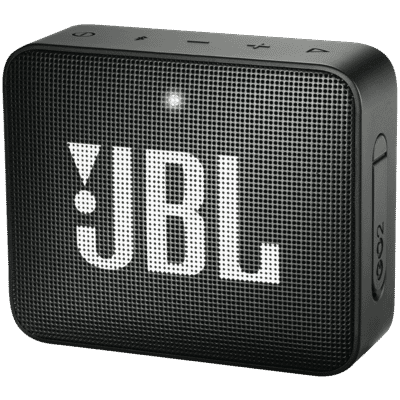 GO 2 Portable Bluetooth Speaker - Black