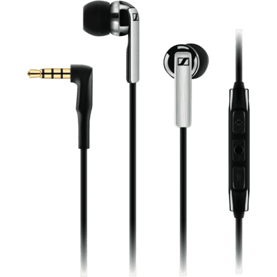 In Ear CX2.00G Black Headphones