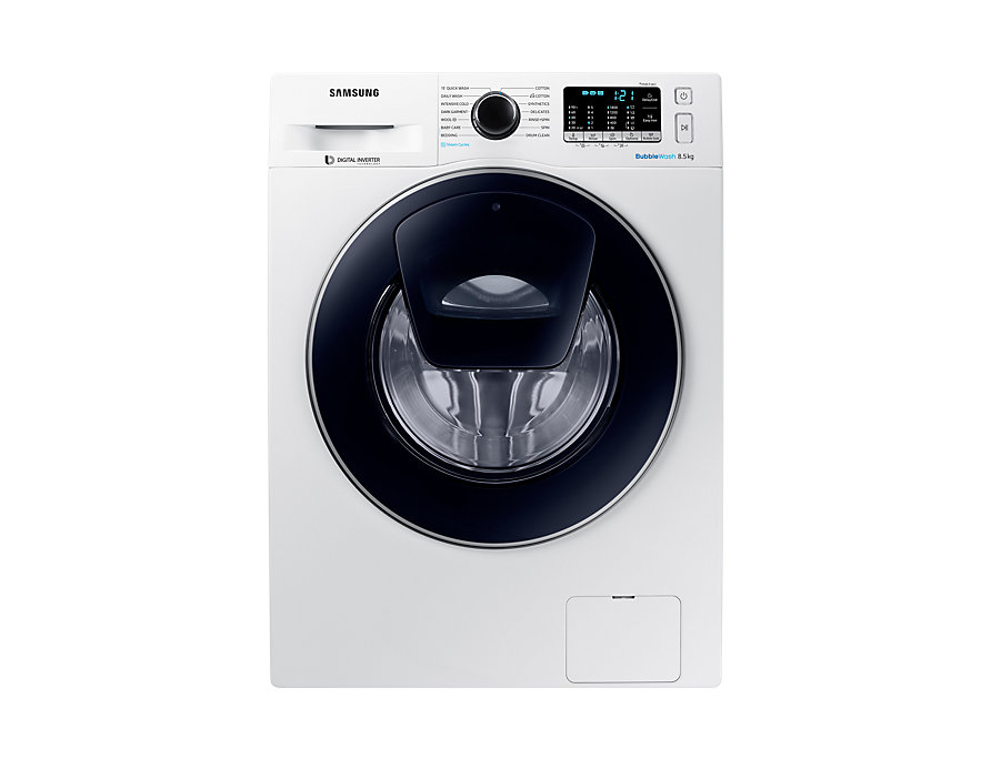 Samsung 8.5Kg AddWash Washer with Steam