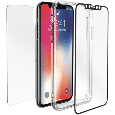 iPhone Xs Max 360 Full Protection with Bumper